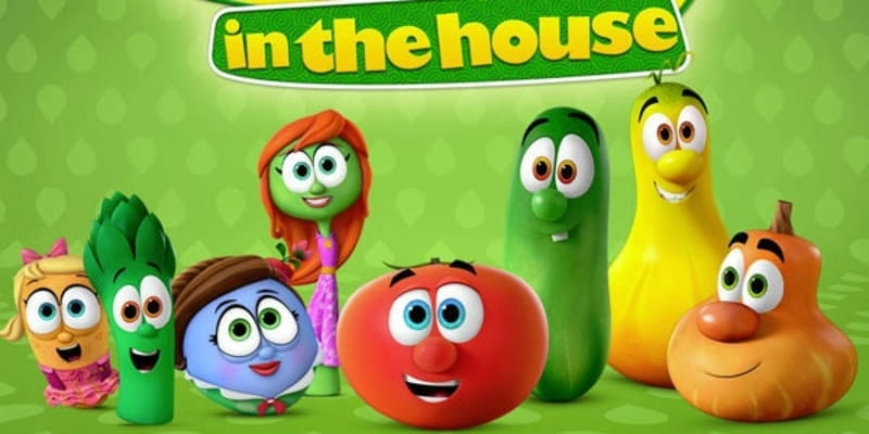 VeggieTales Makes a Comeback on Netflix with Permission to Use the Word 'God'
