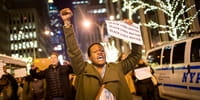 New Yorkers Wrestle with Police Relations after Eric Garner Ruling