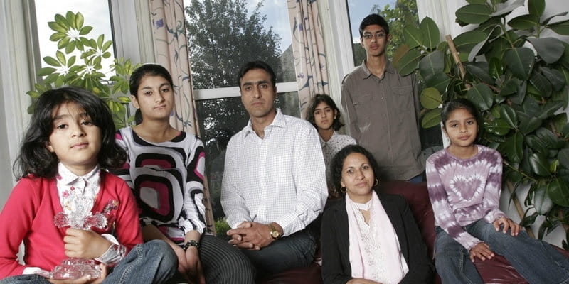 Fleeing Persecution, Christian Converts Find Safe Houses in England