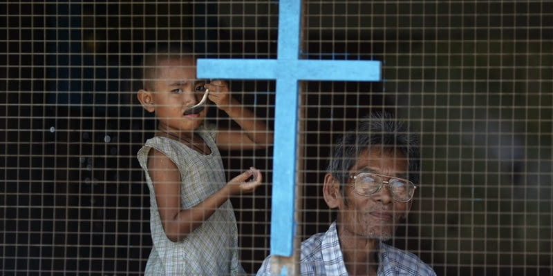 Beyond Myanmar's Embattled Muslims, Christians Say They Face Their Own Persecution