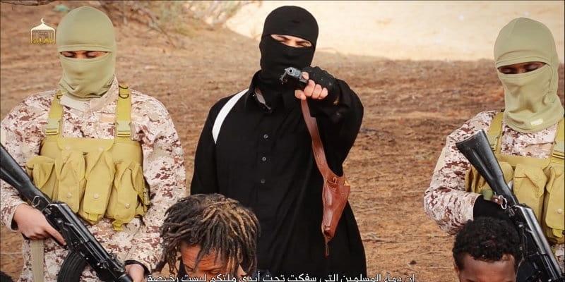 Islamic State Warns Those Who Refuse Islam Will Die like Ethiopians in Libya Video