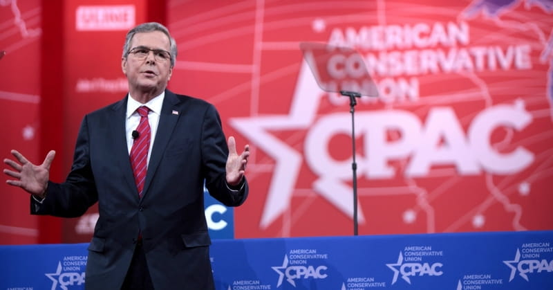 Jeb Bush Says Christian Businesses Should be Allowed to Refuse Gay Weddings
