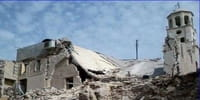 Collateral Damage? 63 Churches Hit in Syrian Civil War