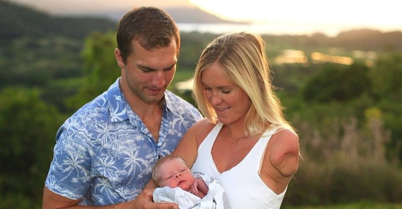'Soul Surfer' Bethany Hamilton Gives Birth to Baby Boy