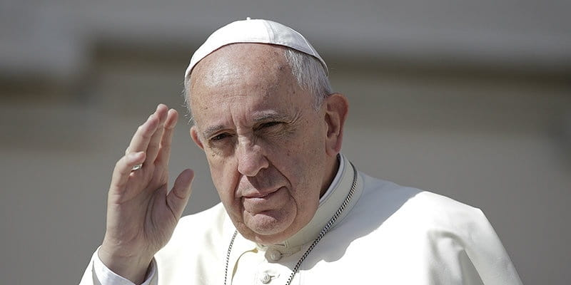 Pope Francis Challenges Humanity to Fight Global Warming in Historic Encyclical
