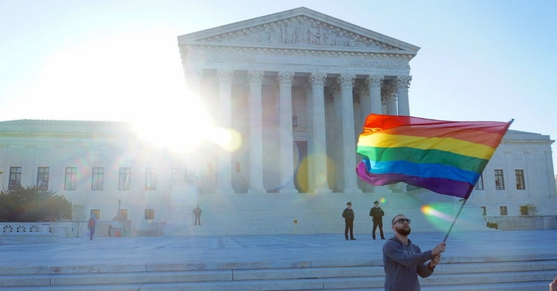 Supreme Court Strikes Down Bans on Same-Sex Marriage