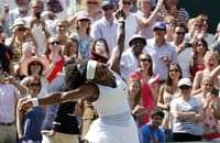 Serena Williams' Secret Weapon: 'Jehovah God'