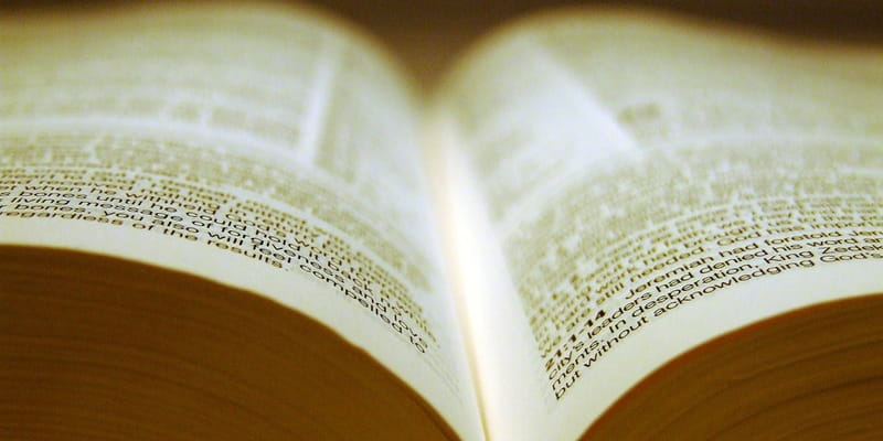 Dyslexia-friendly Bible Released