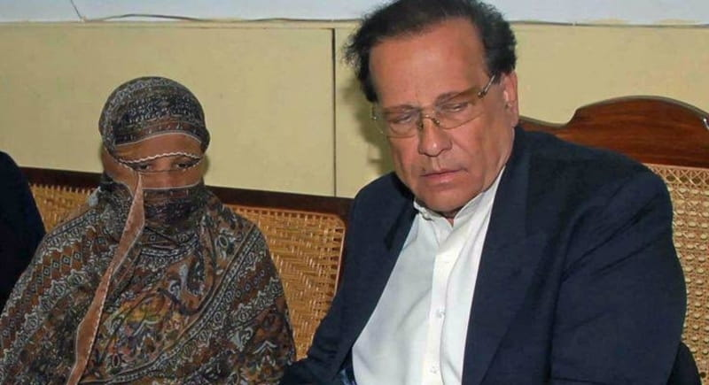 The Truth Behind Asia Bibi's Stay of Execution