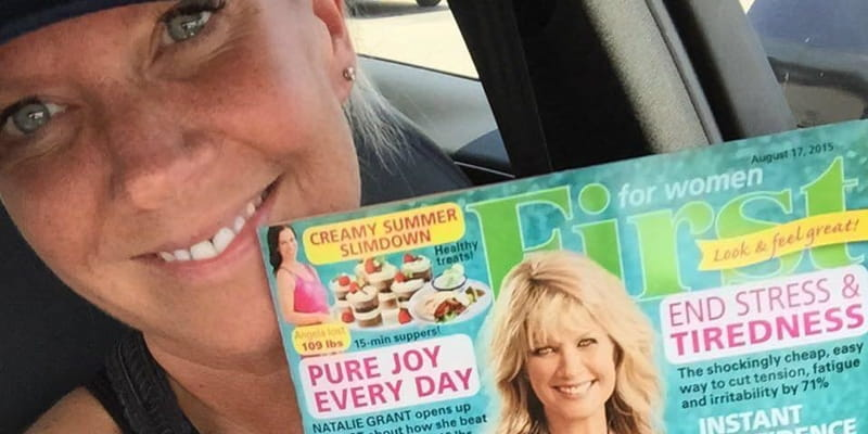 Natalie Grant Appears on Magazine Cover in Swimsuit to Promote Modesty