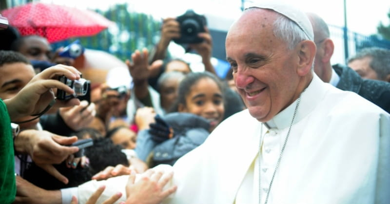 What do Starbucks and Pope Francis Have in Common?