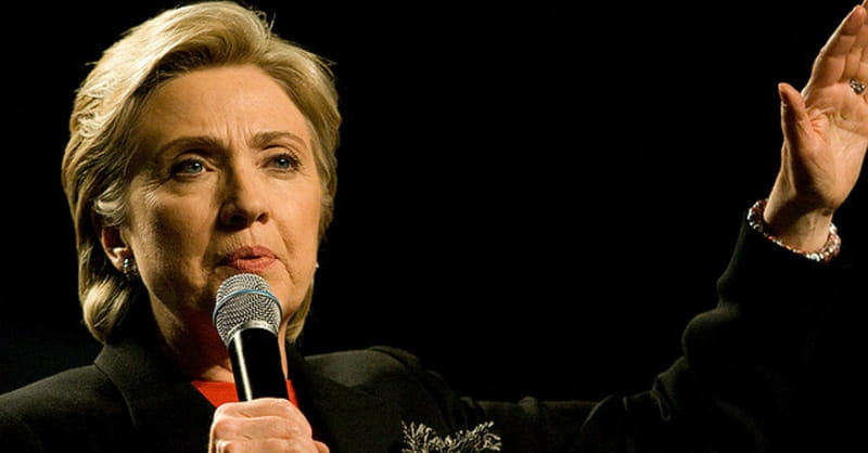 Hillary Clinton Threw a Bible at Secret Service Agent, New Book Reveals