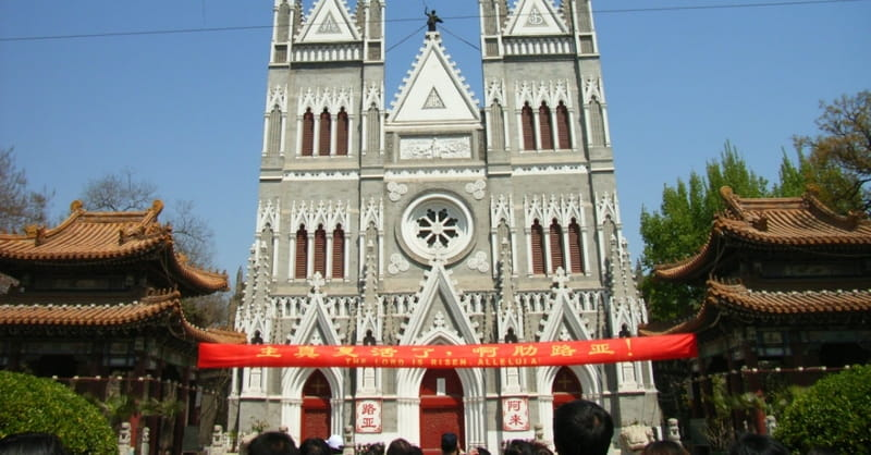 China Continues Crackdown on Christian Churches