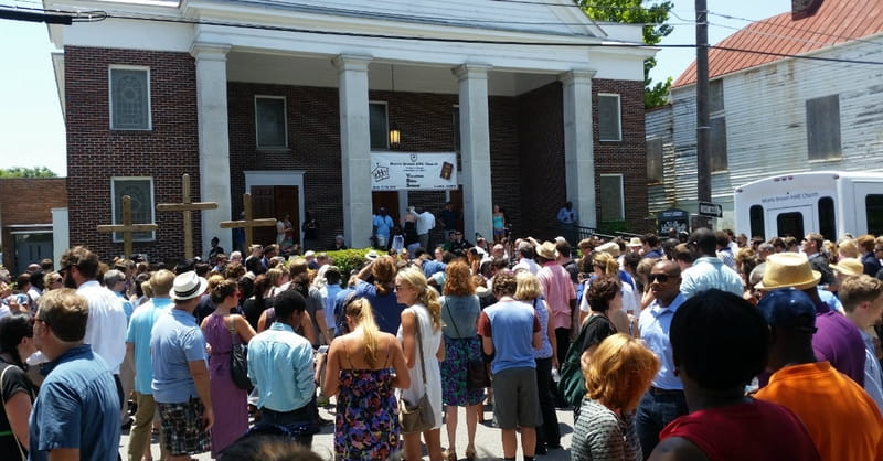 Campaigners Seek Nobel Peace Prize Nomination for Charleston AME Church