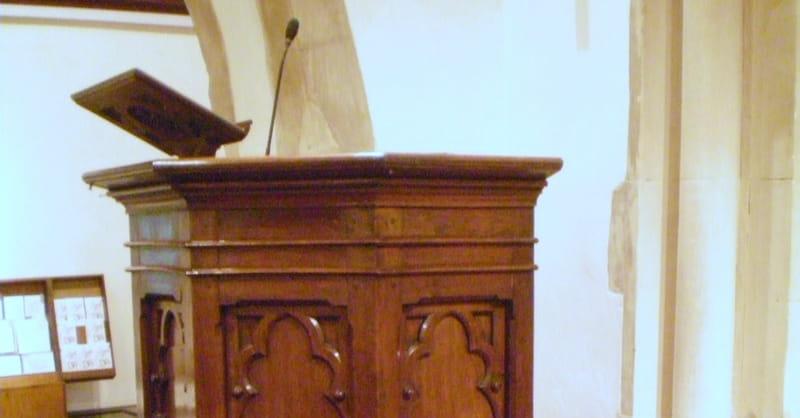 Church Elder Sues Pastor for Swearing in Sermons