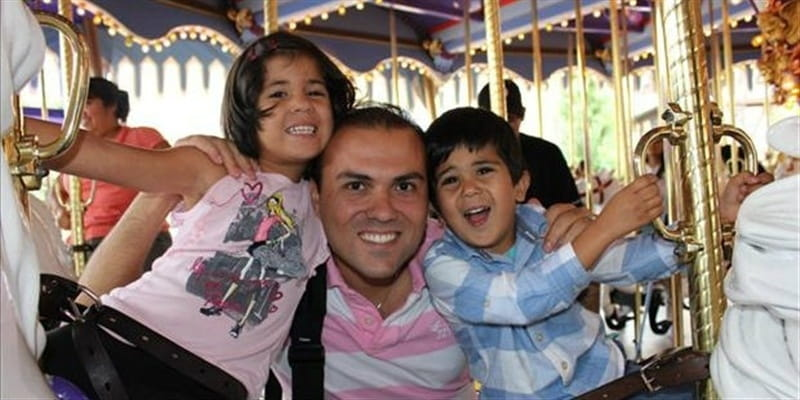 Naghmeh Abedini Grateful for Husband's Release