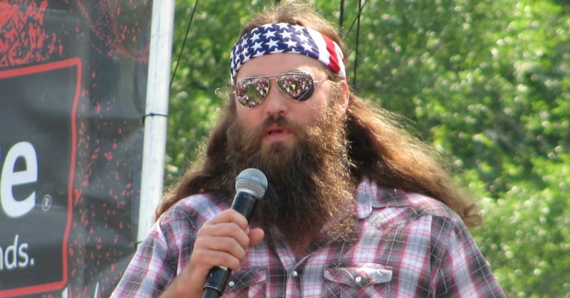 Willie Robertson Aligns with Trump