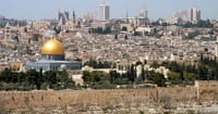 Trump Vows, if Elected, U.S. Will Recognize Jerusalem as Israel's Capital