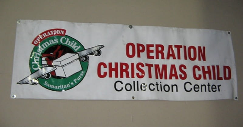 Air Force Commander's Office under Fire for Sending Email in Support of Operation Christmas Child