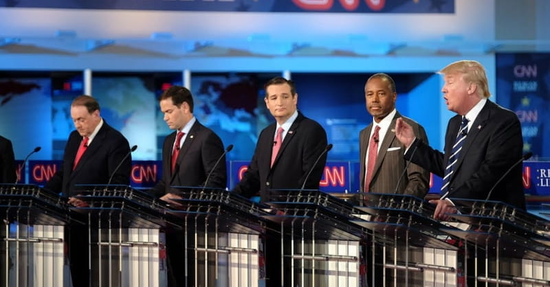 Media Clear Loser in Republican Debate; Rubio, Cruz Possible Winners