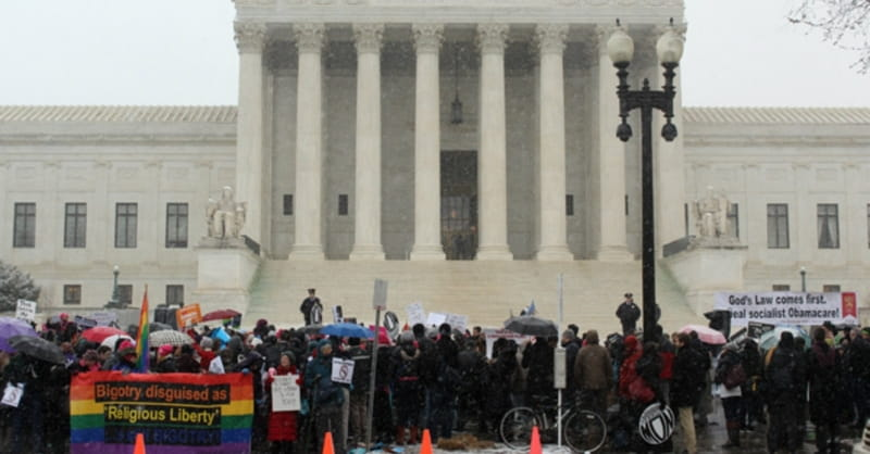 Tennessee House Passes Measure Opposing Supreme Court's Gay Marriage Decision