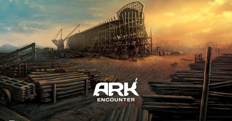 Ken Ham Gives Bill Nye Tour of Newly-Opened Ark Encounter