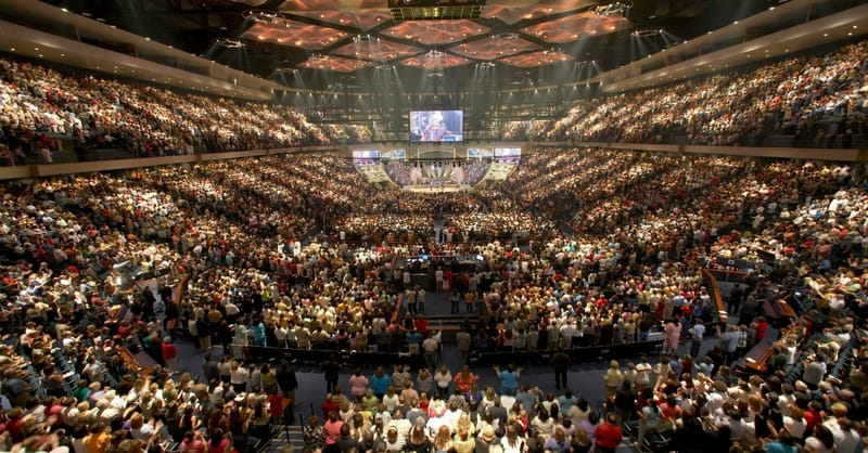 Church Growth Research Reveals Megachurches Continue to Grow
