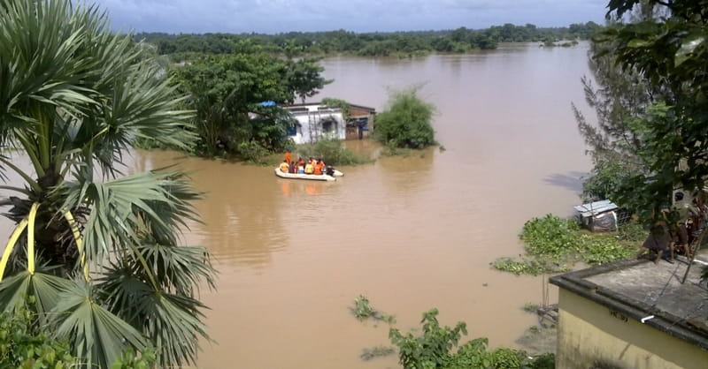 Catholic Churches in India Cancel Christmas Festivities in Order to Help Flooding Victims