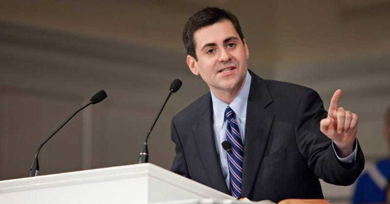 Russell Moore Calls Christians to Stand against Roy Moore