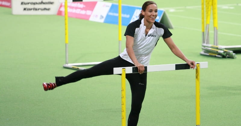 Christian Athlete Lolo Jones Praises God Through Hip Surgery Recovery