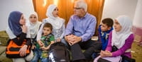 Evangelical Leaders See Syrian Refugees as Opportunity