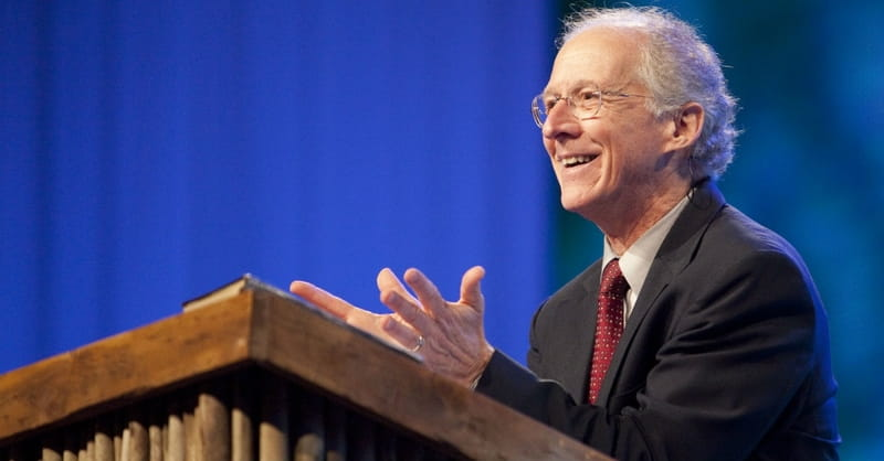 John Piper Addresses Racial Tensions in U.S.