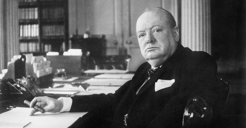 The Courageous Leadership of Winston Churchill