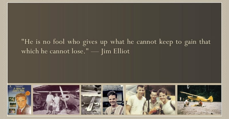 Daughter of Martyred Missionary Jim Elliot: 'His Life was Not Wasted'