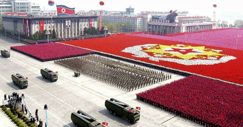 North Korea Tops World Watch List as Most Dangerous Country for Christians