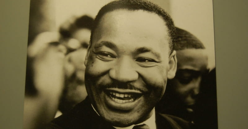 What Would Martin Luther King, Jr. Say about Abortion?