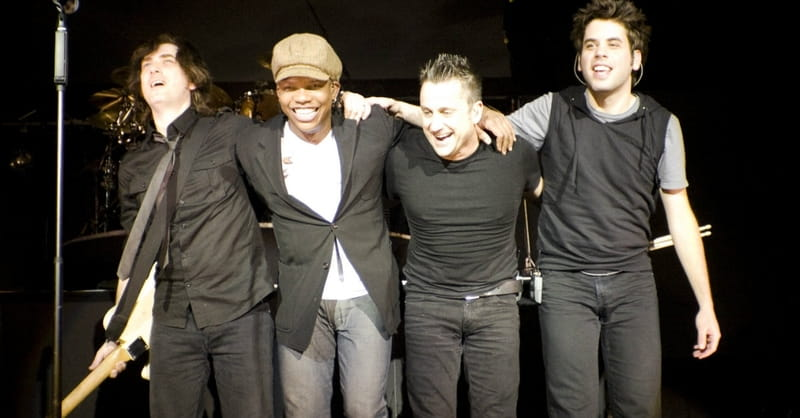 Newsboys' Frontman Endorses Ted Cruz for President