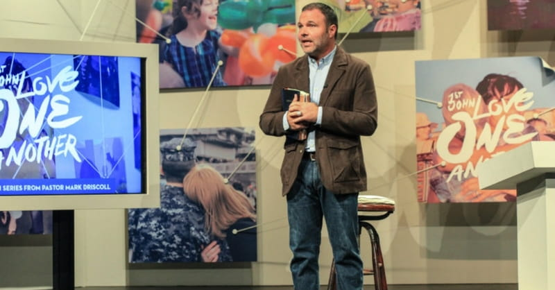 Mark Driscoll's New Church to Hold First Service on Easter Sunday