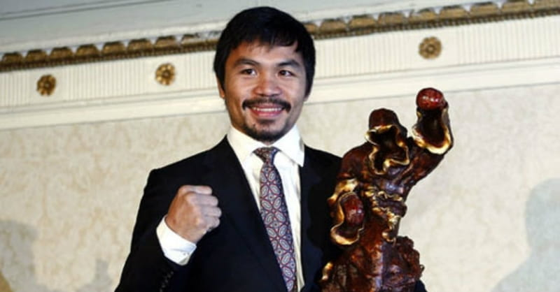 Manny Pacquiao Cites Bible Verses as Support for Reinstating Death Penalty