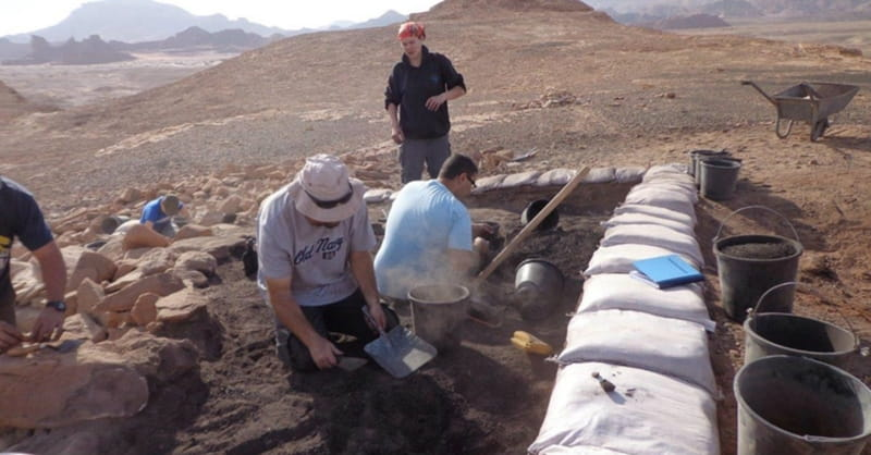 Archaeologists Discover Solomon-era Linens