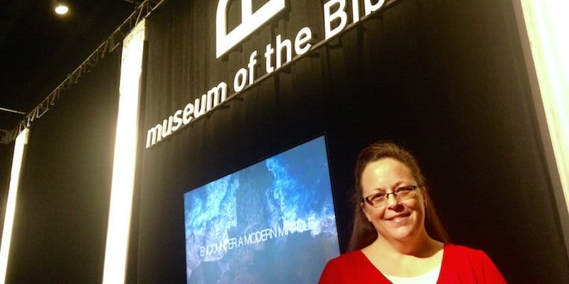 Religious Broadcasters Take a Peek at Museum of the Bible Collection