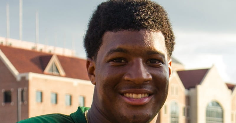 Buccaneers Quarterback Jameis Winston Accepts Christ and is Baptized at Outreach Event