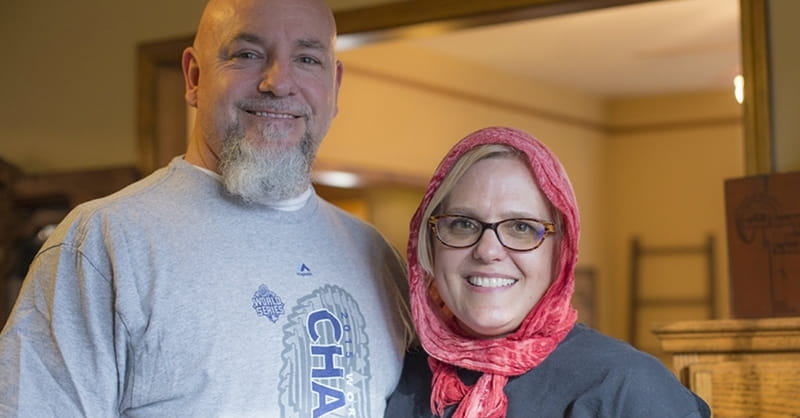 Missouri Christian Wears Hijab in Solidarity