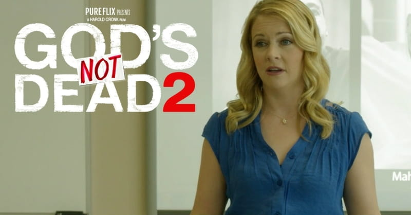 'God's Not Dead' Actress Melissa Joan Hart Discusses New Role in Faith-Based Film
