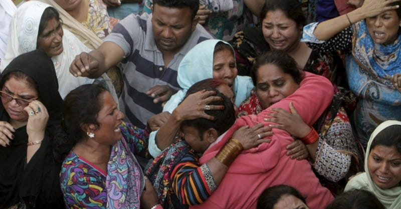Pakistani Christian Woman is Gang-Raped and Threatened by Muslim Attackers