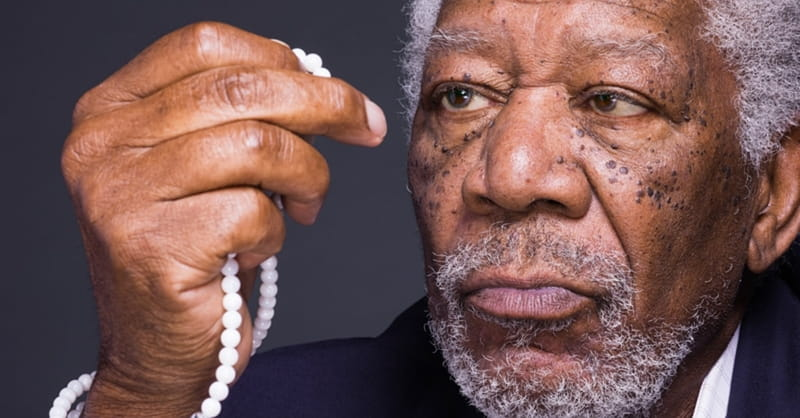 Morgan Freeman Discusses Heaven and Hell in 'The Story of God'