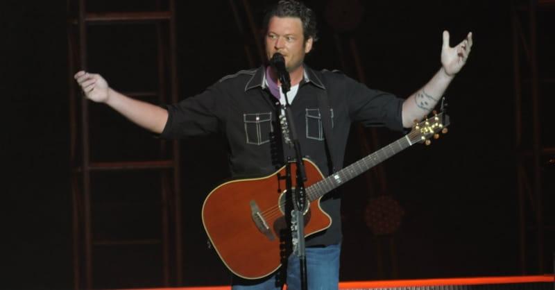 Blake Shelton Steps Away from Mainstream Music, Focuses on Gospel Songs in New Album