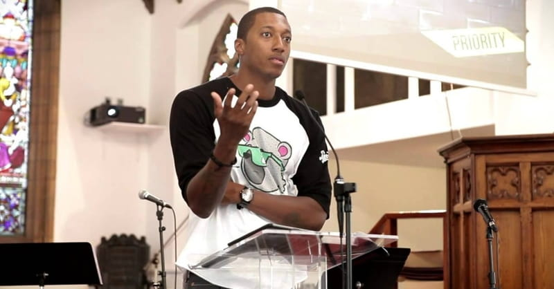 Christian Rapper Lecrae Speaks out in Favor of Black Lives Matter