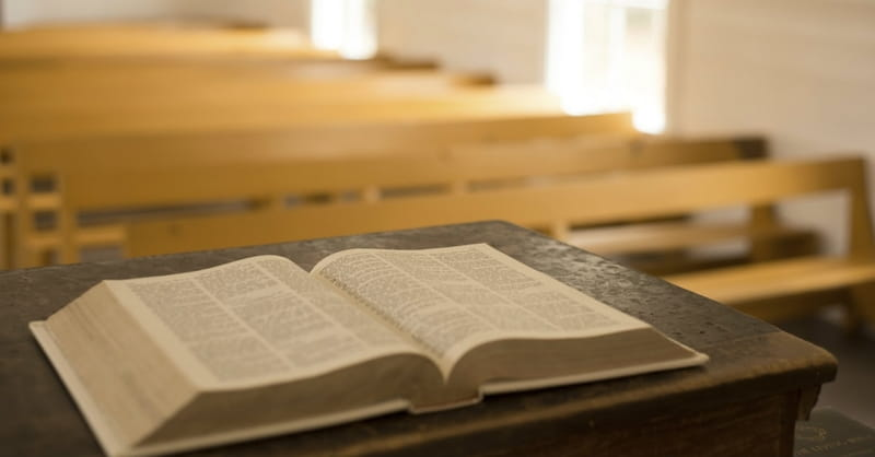 Survey: 3 in 4 Evangelicals Don't Want Pastors Endorsing Politicians from Pulpit