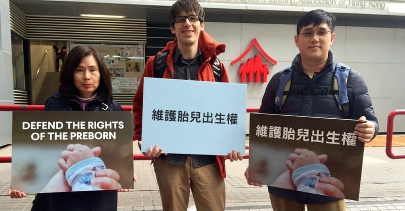 Opportunities Open in Asia for Pro-Life Movement